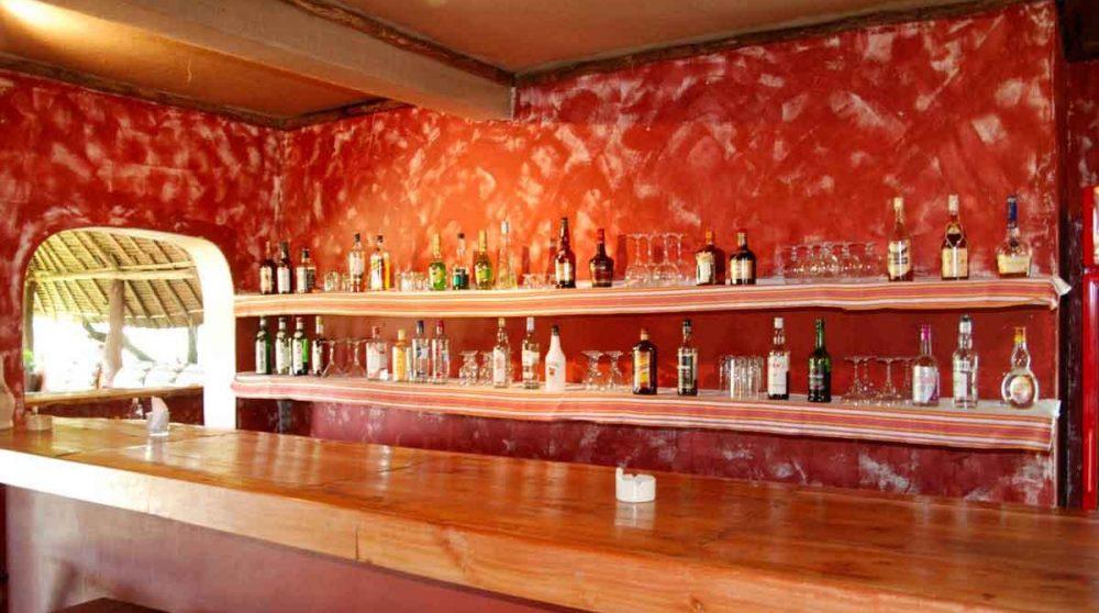Un autre bar de l'hôtel