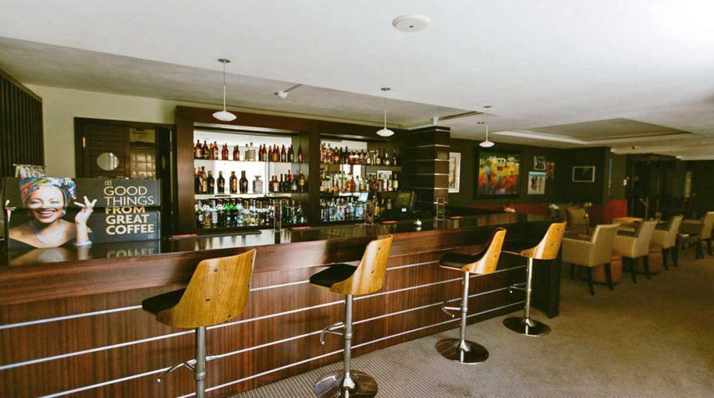 Le bar à Cape Town