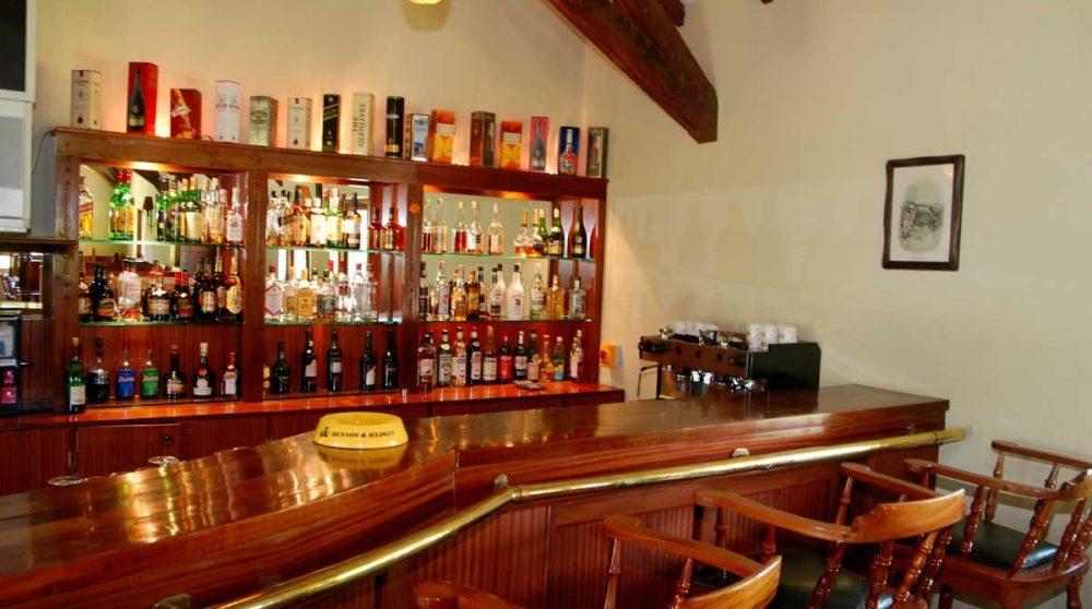Le bar au Lac Naivasha