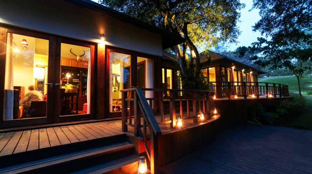 La terrasse en Tanzanie