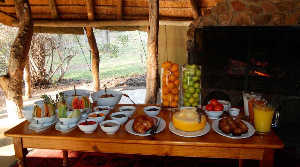 Bon appétit en Afrique du Sud