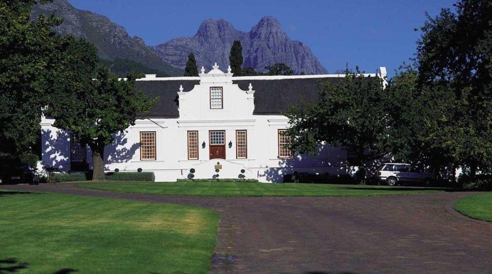 Manoir de Lanserac à Cape Town