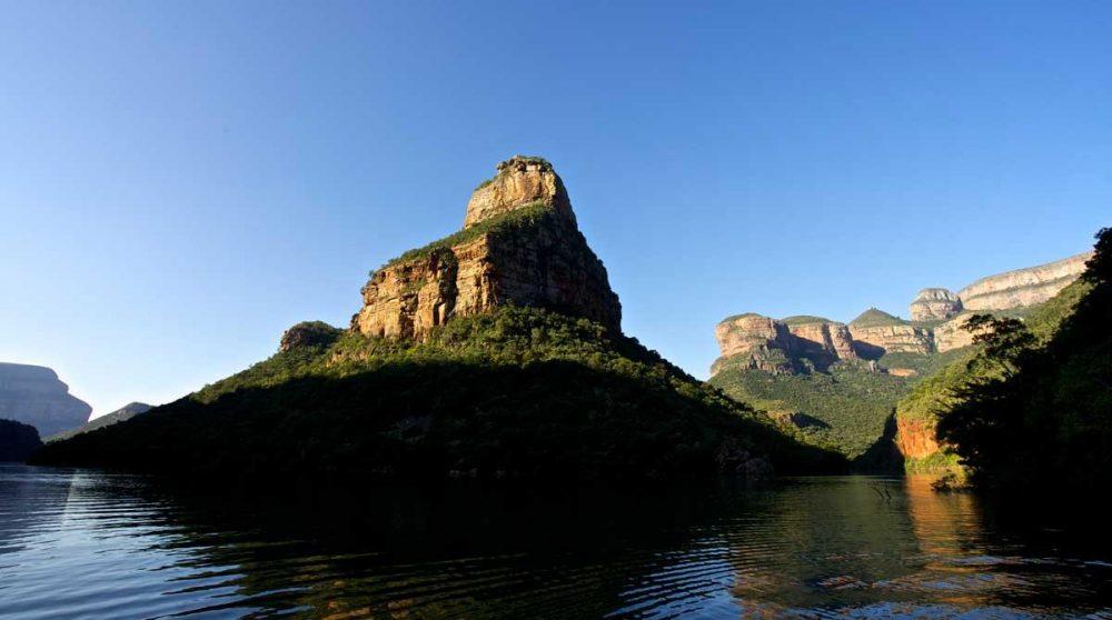 La rivière Blyde dans le Mpumalanga