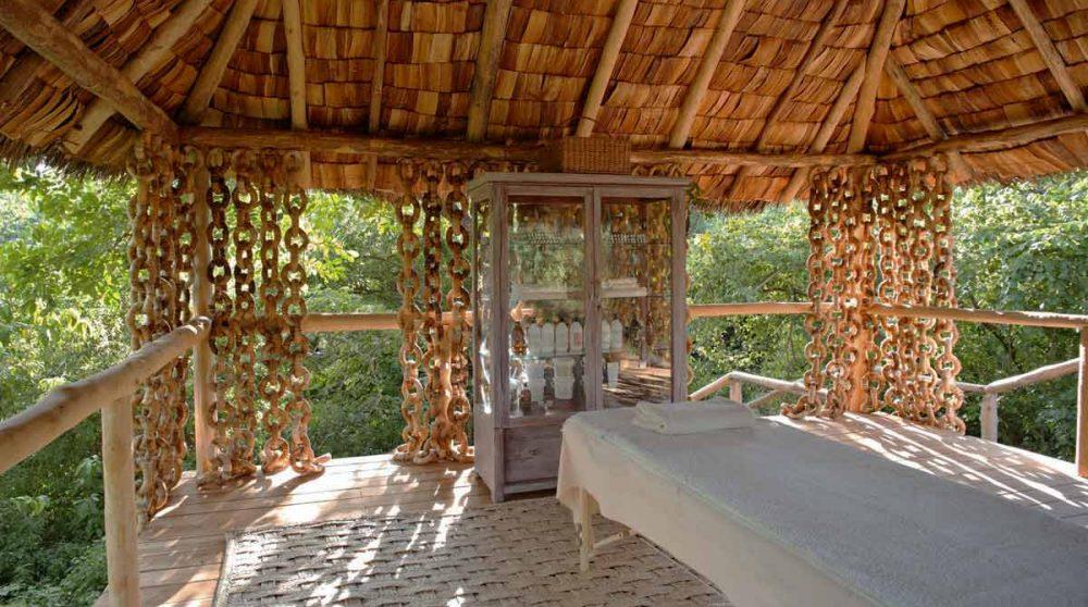 Le spa pour se détendre au Lac Manyara