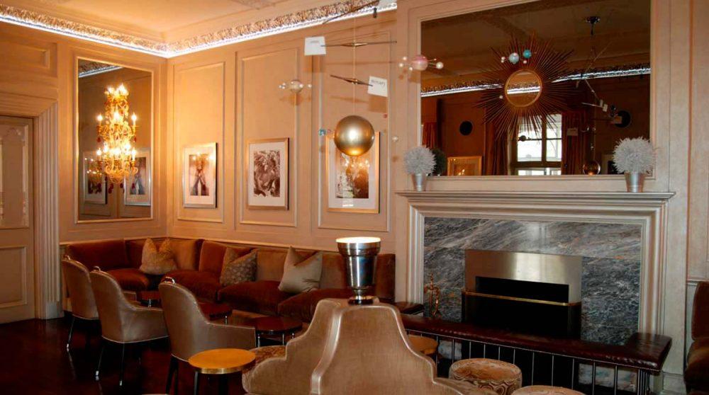 Espace lounge