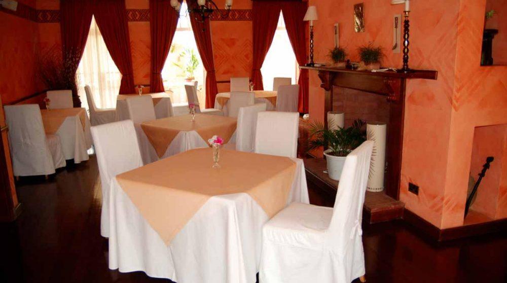 Le restaurant du House of Waine
