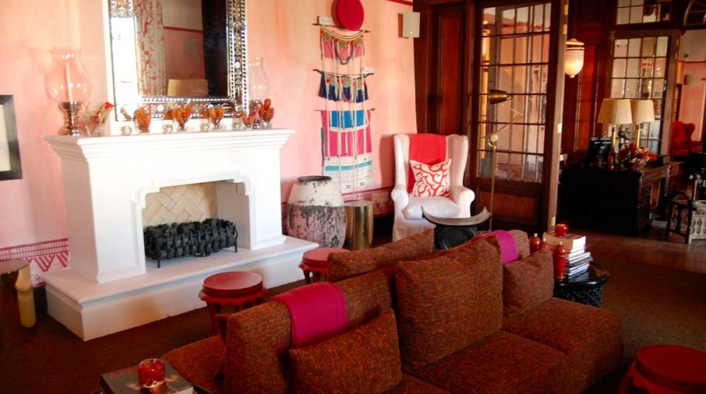 Canapé du Hout Bay Manor