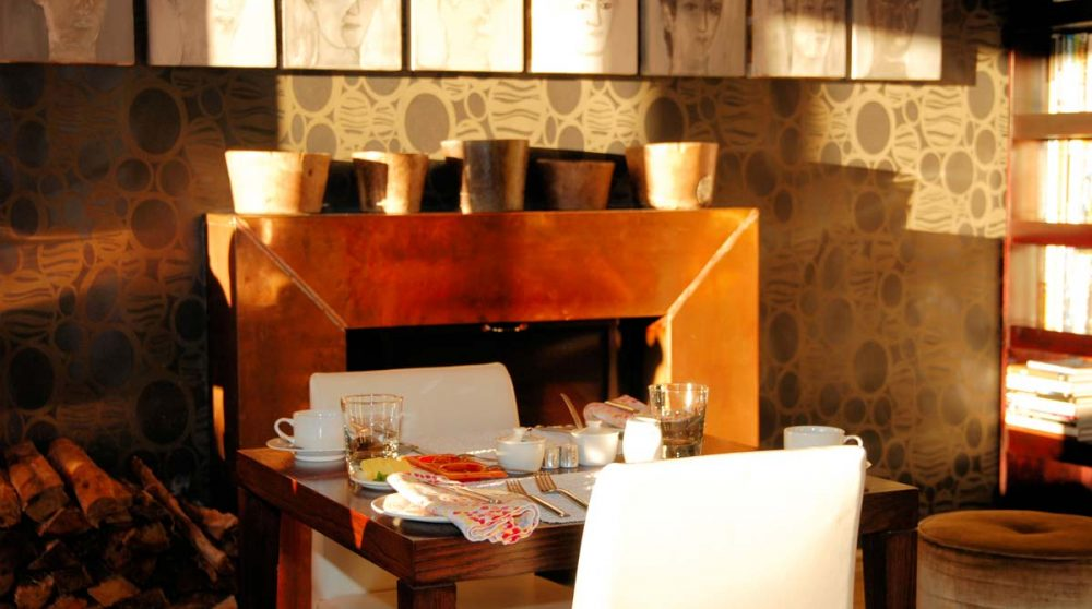 Le restaurant du Kensington Place