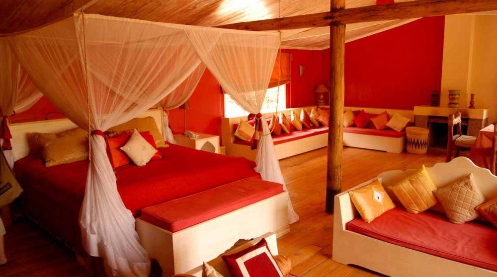 Une chambre du Ngong House