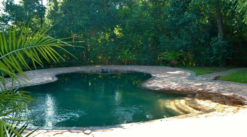 La piscine de l'Olonana