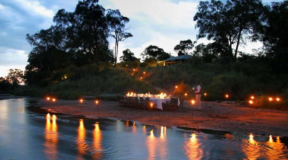 Une soirée au Kenya