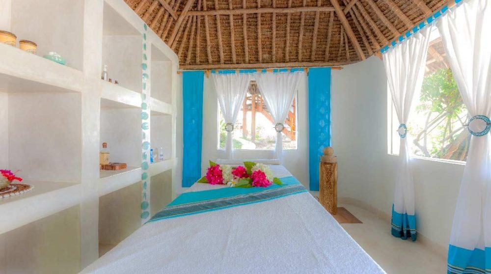 Le spa au Kenya