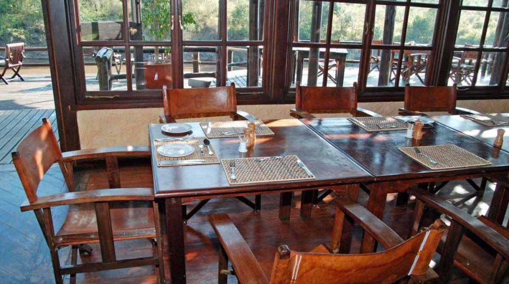 Autre vue du restaurant