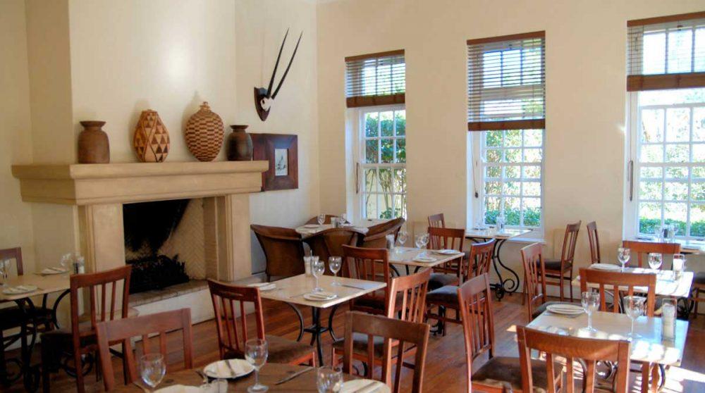 Une autre salle pour déjeuner