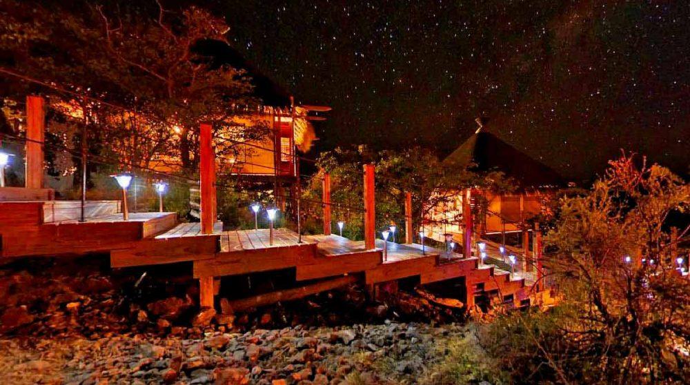 Nuit au camp