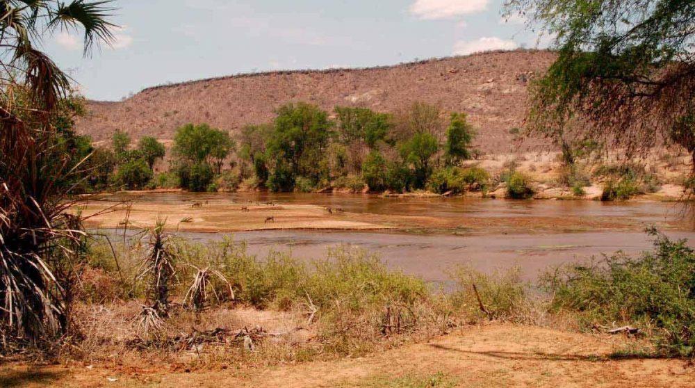 La rivière Galana
