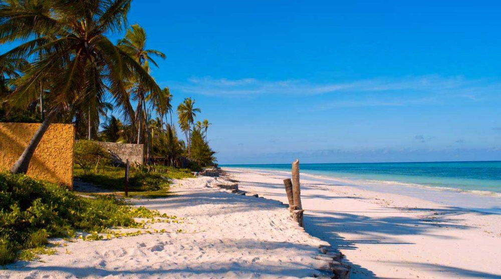 La plage au Baraza