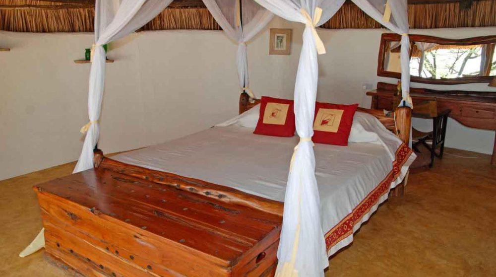 Une chambre au lac Baringo