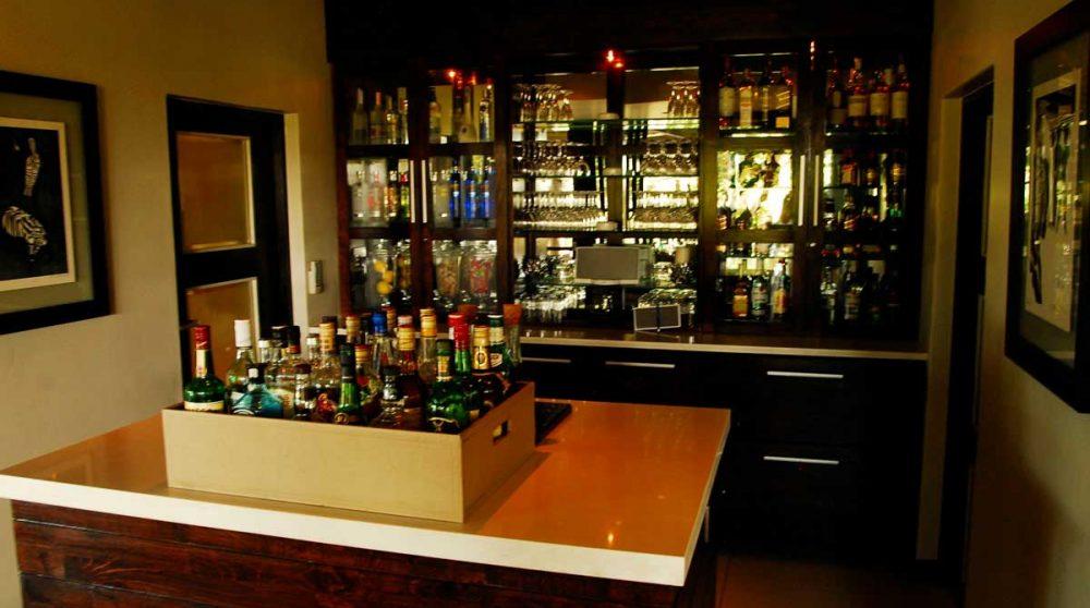 Le bar dans le Kwazulu Natal