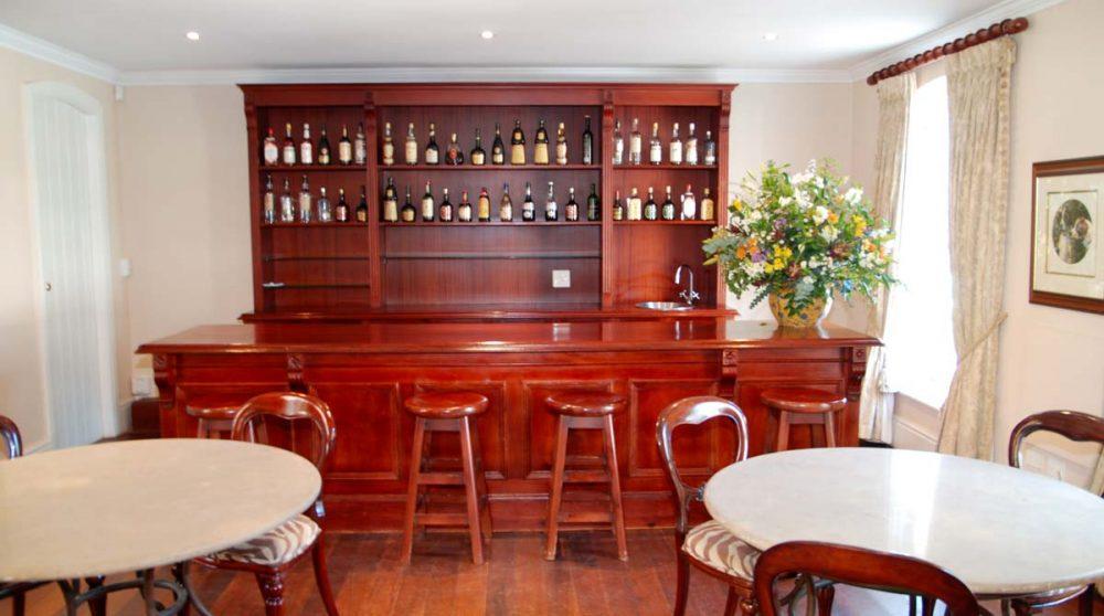 Le bar au Cap