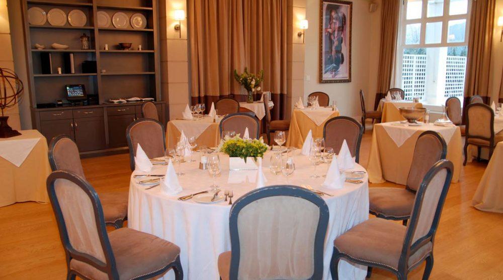 Autre vue du restaurant à Franschooek