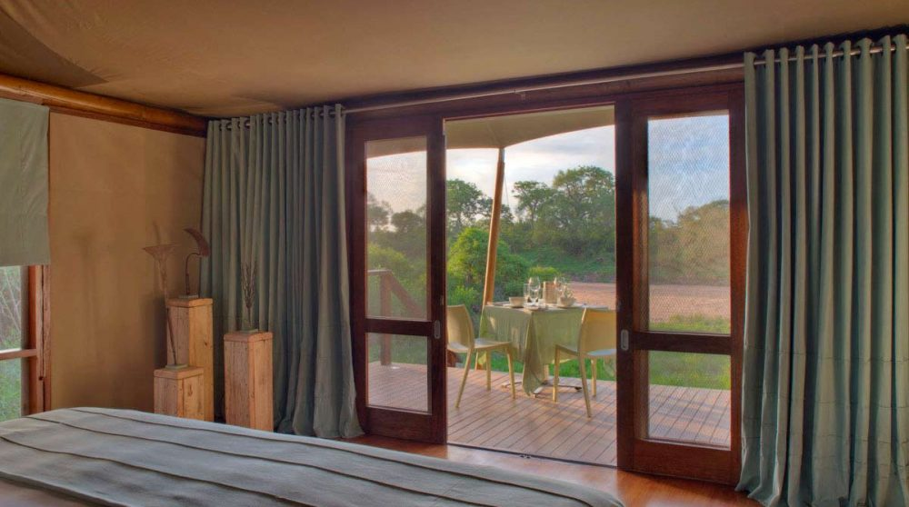 La vue depuis une chambre à Timbavati