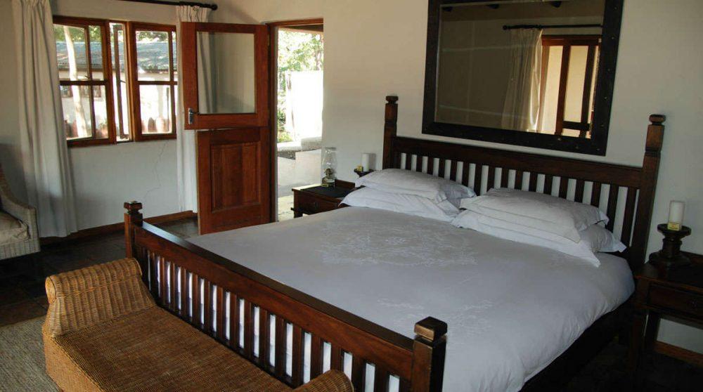 Une chambre à Sabi Sand