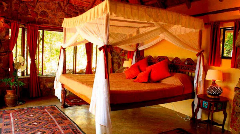 Chambre cottage en Afrique du Sud