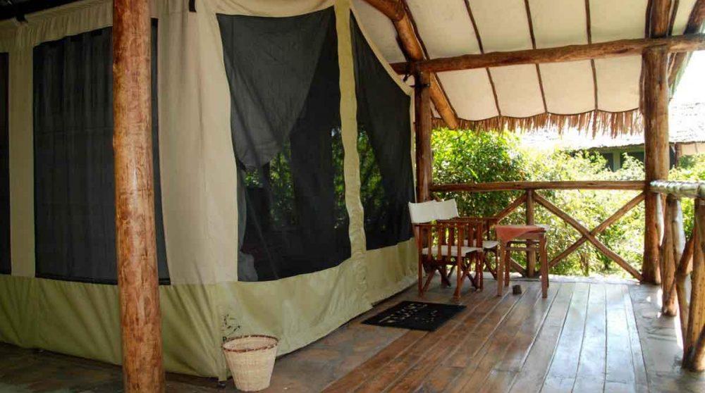 Tente Ngamboli dans le Masai Mara