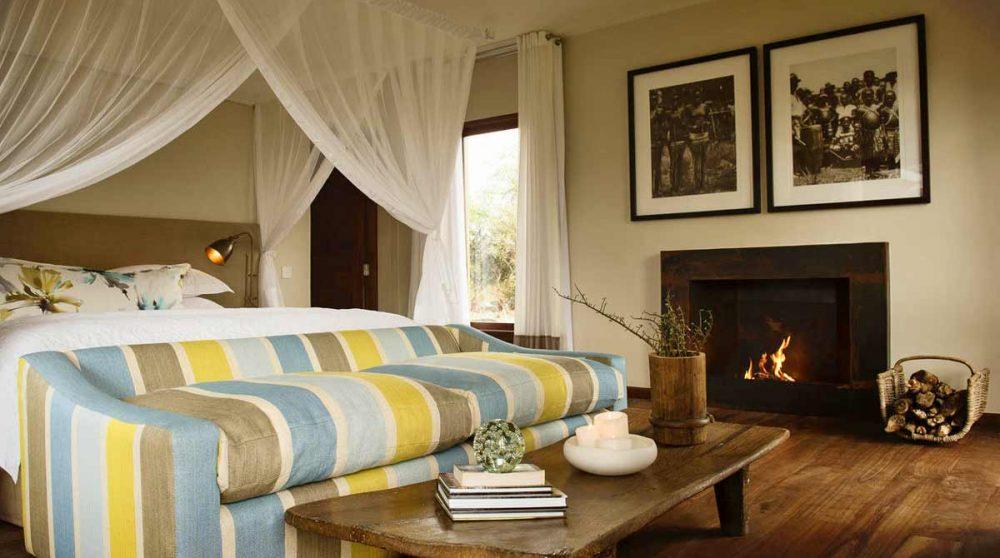 Une chambre à Arusha
