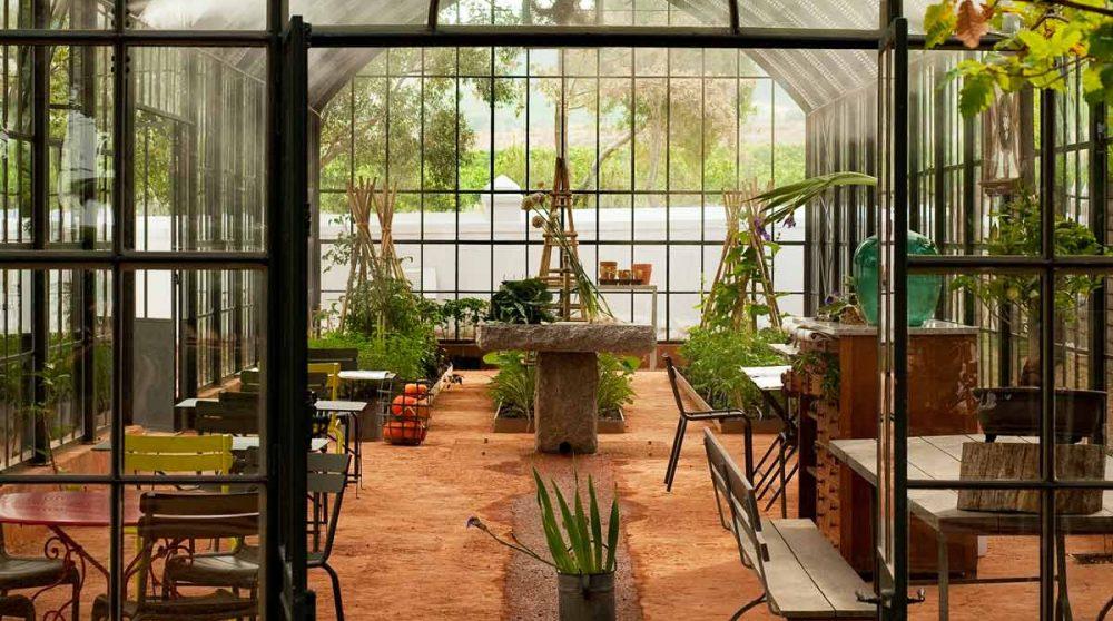 Le restaurant Greenhouse