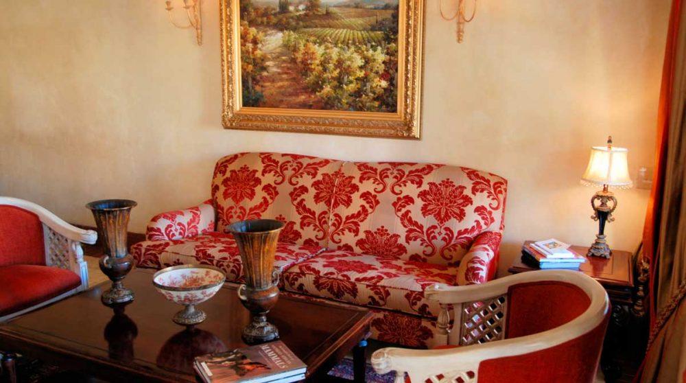 Salon et décoration