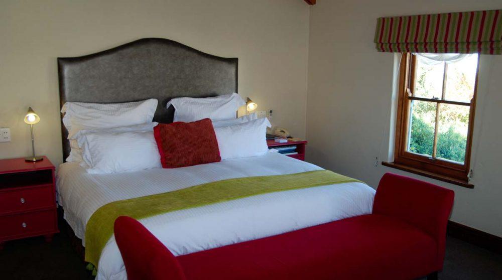 Autre exemple d'une chambre luxury