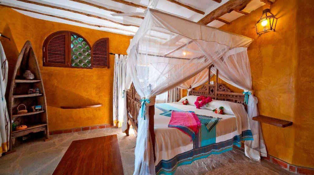 Une chambre cottage