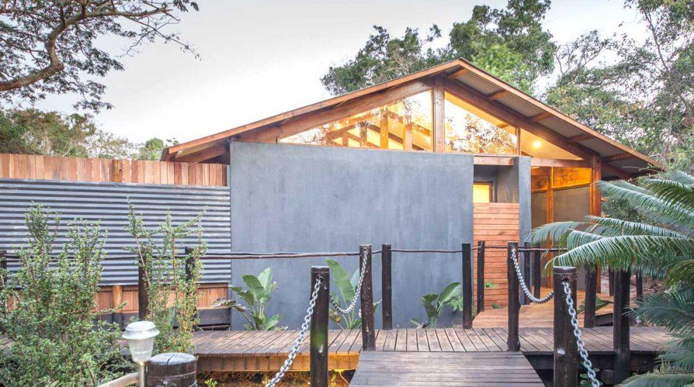 Une Family Room en Afrique du Sud