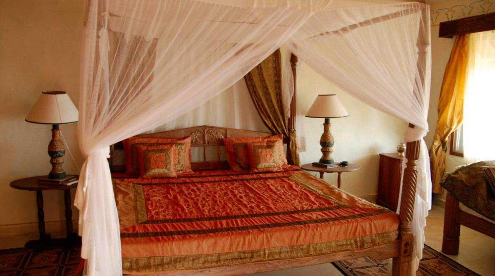 Une chambre à l'Alfajiri Garden Villa