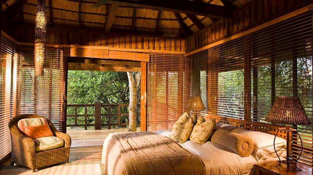 Chambre au Phinda Vlei Lodge