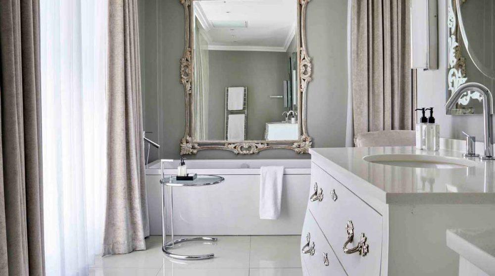 La salle de bains au Victoria & Alfred Waterfront