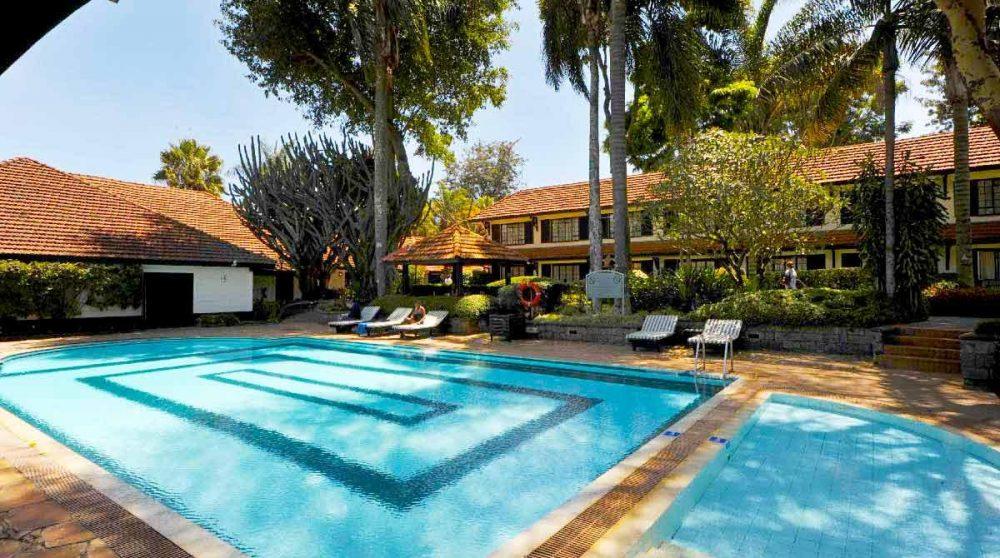 La piscine du Southern Sun Mayfair