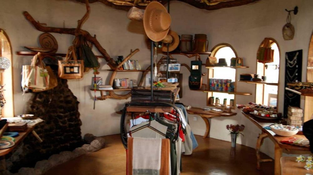 La boutique du Tortilis Camp