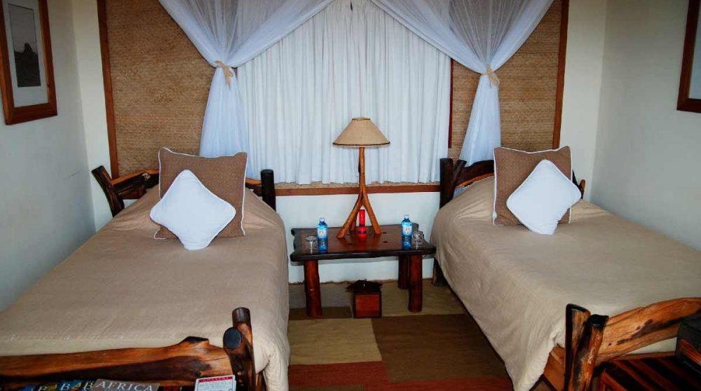 Autres lits dans une chambre à Laikipia
