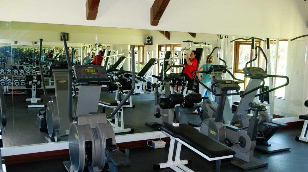 La salle de sport au Kenya