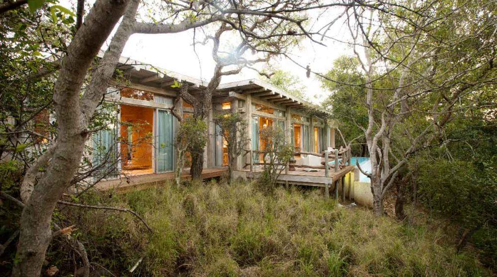Une chambre dans la nature près du Game Reserve