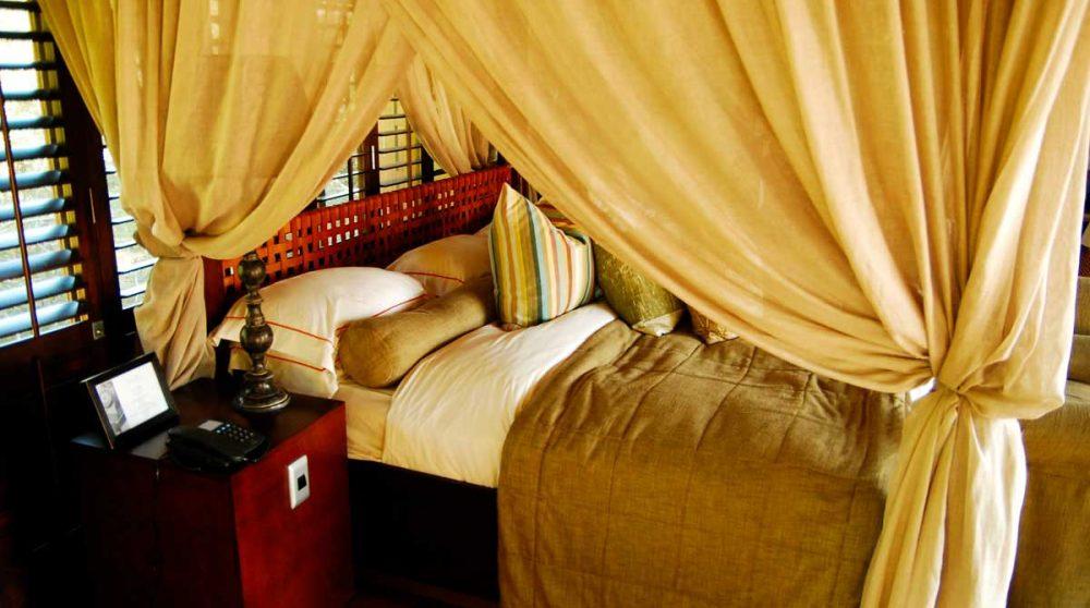 Autre vue d'une chambre en Afrique du Sud
