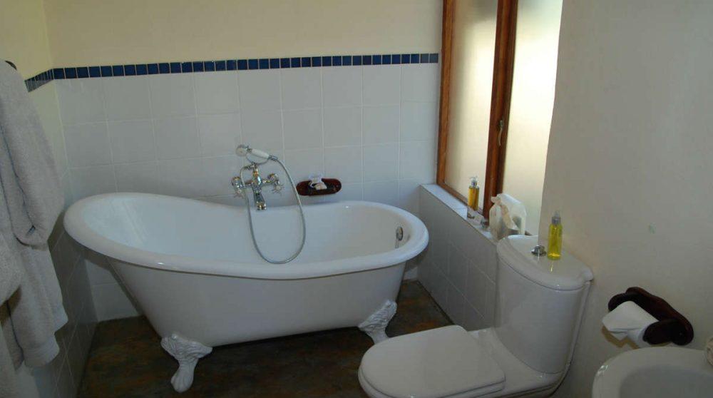 Une autre salle de bains en Afrique du Sud