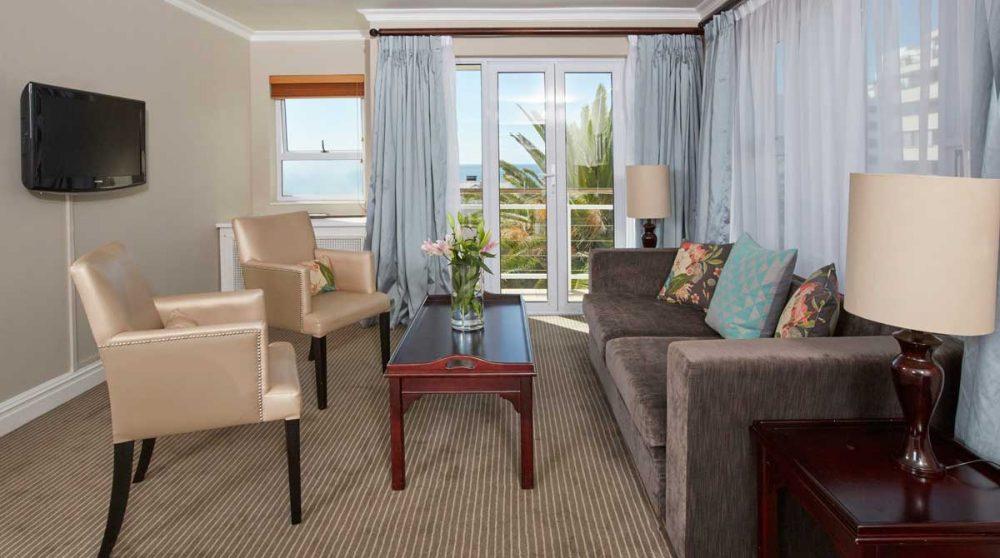 Une chambre Luxury Sea Facing