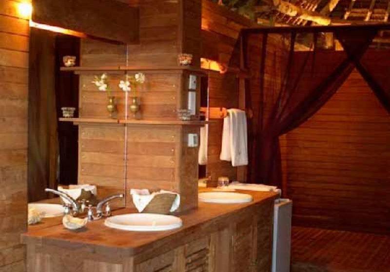 Une Ocean suite de l'hôtel au Kenya