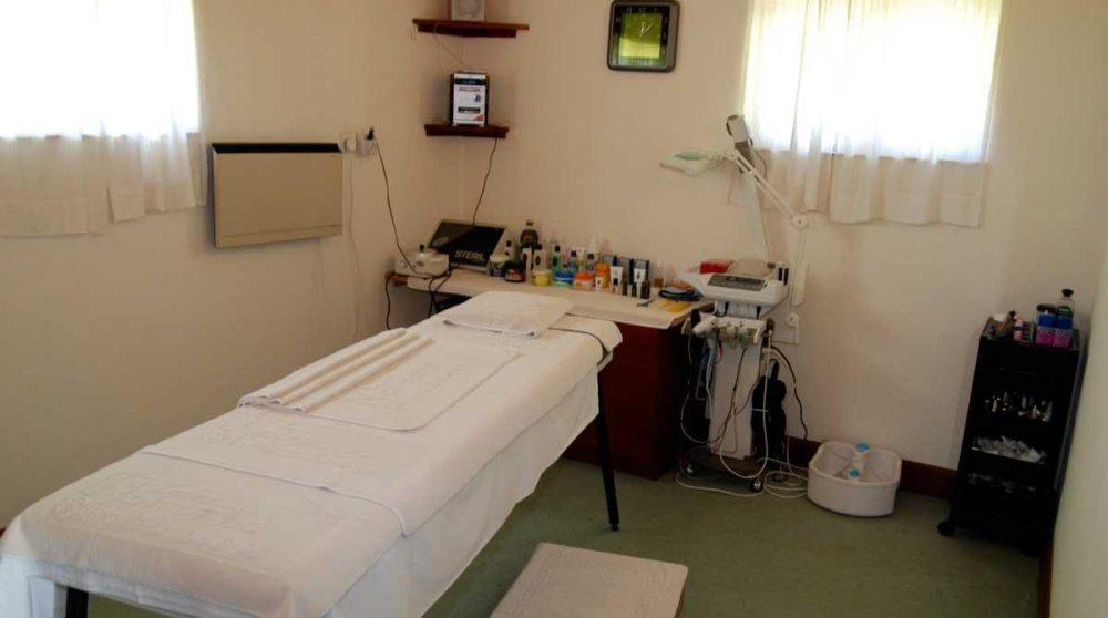 Une salle de soins