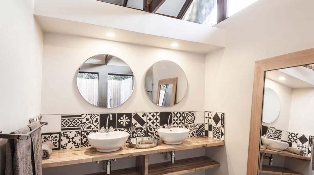 La salle de bains du parc iSimangaliso