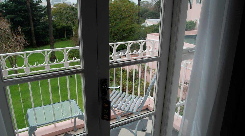 Balcon dans une chambre standard